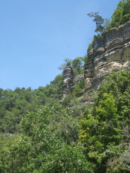 Candlestick (Chimney) Rock