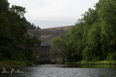 Powerhouse and Dam