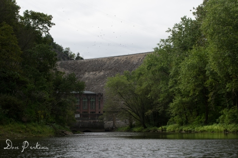 Powerhouse and Dam