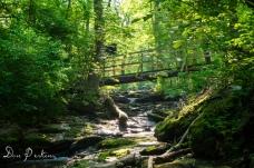 Overstreet Creek bridge