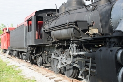 Riney B Park Train