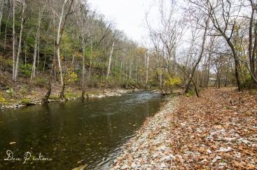 Off Trail - Hickman Creek