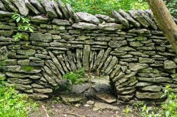 Stone arch, Raven Run