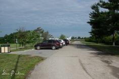 Trail Parking Lot
