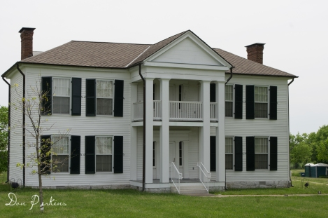White House (officers quarters)