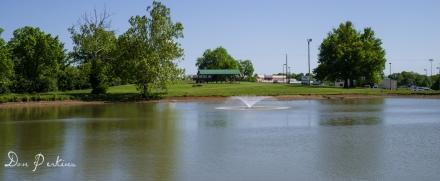 Reservoir and Abiding pavilllion